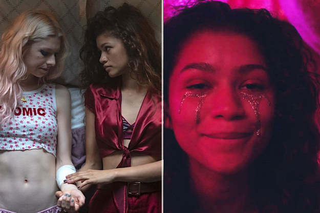 The First Episode Of HBOs Euphoria Is Leaving Viewers Shocked, So I Watched And Heres How It Is