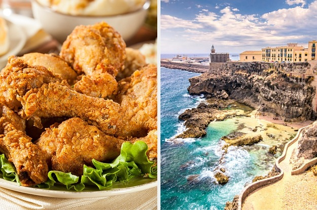 Order Some Takeout Meals And We'll Tell You Where You Should Go On Vacation Next