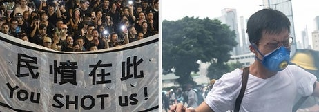 Huge Protests Are Tearing Hong Kong Apart. And This Family.