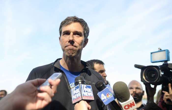 These Donors Helped Give Beto O'Rourke A Historic Start. They're Disappointed With What Happened Next.