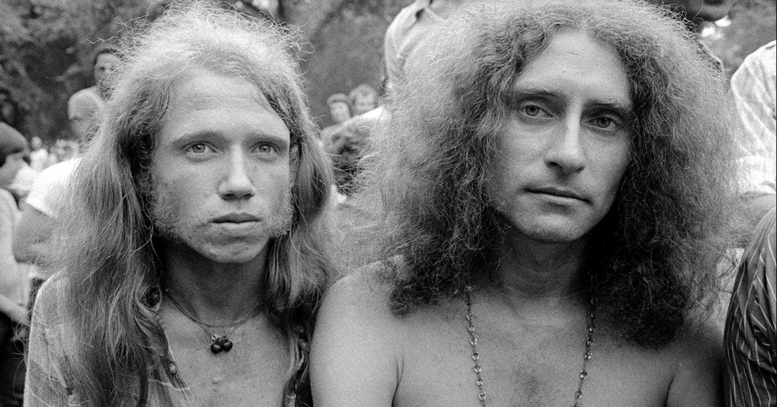 A parada do orgulho LGBT era assim nos anos 70