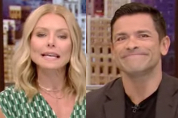 Kelly Ripa And Mark Consuelos' Daughter Walked In On Them Having Sex And The Story Is Funny For Everyone Except Their Daughter