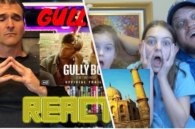 American YouTubers Are Making Videos Reacting To Indian Pop Culture To Go Viral