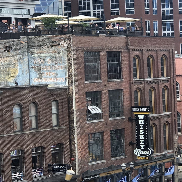 I Went To Every Bar On The Broadway In Nashville And Here
