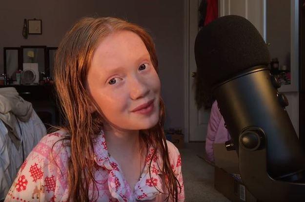 性的な目で見られる13歳少女のASMR動画、YouTubeが「不適切」だとして削除