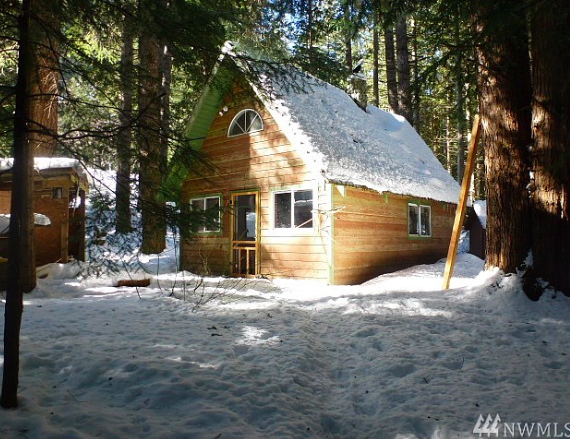 21 Affordable Cabins For Sale For Anyone Who Just Wants To