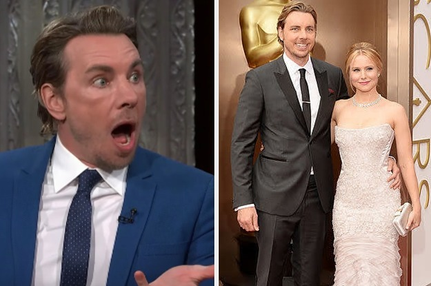 Dax Shepard And Kristen Bells Kids Found Out Theyre Famous And Had The Funniest Reaction