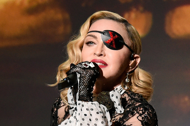 Madonna Knows How To Make Great Pop. Why Isn't She Doing It?