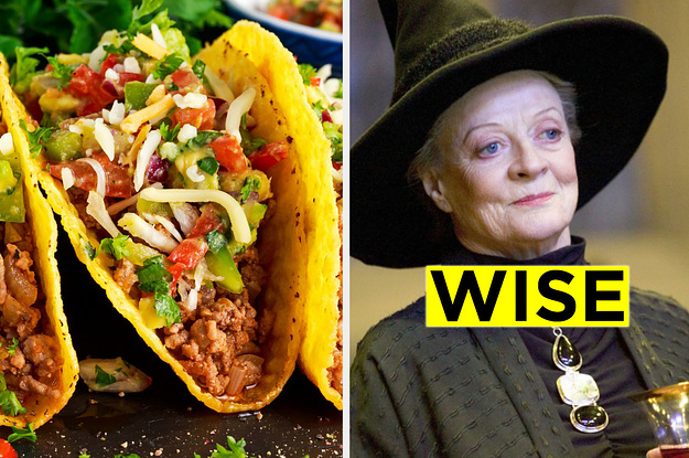 Build A Taco And We'll Reveal Your Best Quality