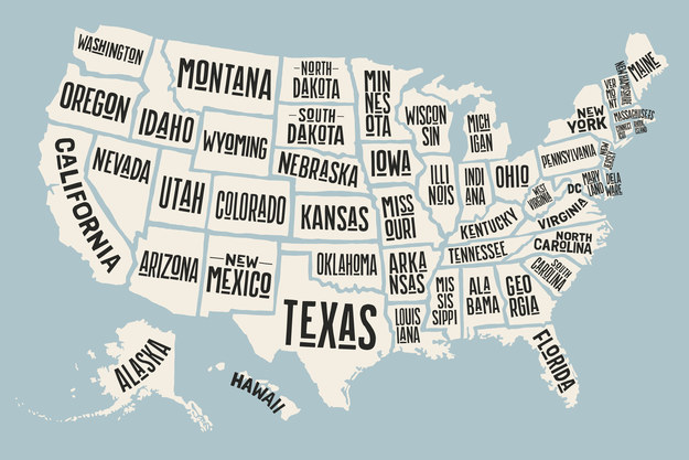 Here's A Fact You Never Knew About Your Home State