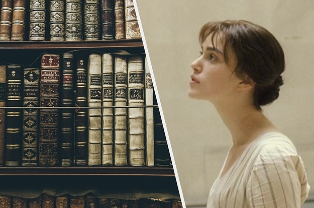 We Know Which Classic Author You Are Based On The Novel You Write
