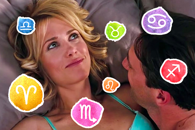 Tell Us Your Star Sign And We'll Reveal What You're Like In Bed
