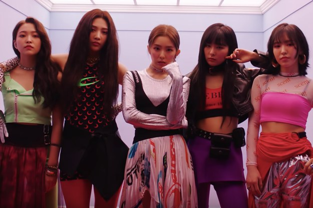 Red Velvet Just Put Out The Song Of The Summer