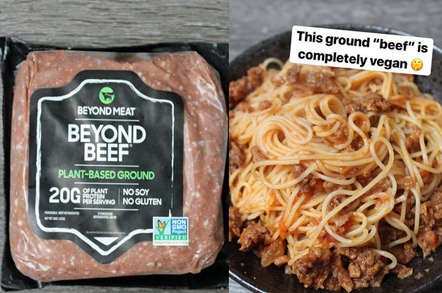 I Tried Beyond Meat S New Meatless Ground Beef And I Have Some Thoughts
