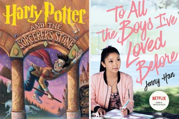 Choose Some Young Adult Books And We'll Reveal A Deep Truth About You