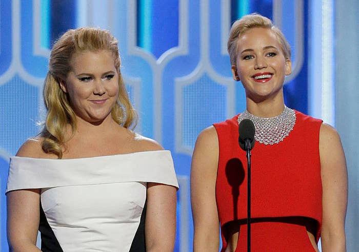 Jennifer Lawrence Kept Annoying Amy Schumer Via Text, And It's Hilariously Relatable