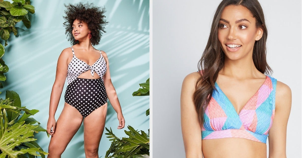 e1a2e41d41 ModCloth's Swimsuit Sale Is What Summer Dreams Are Made Of