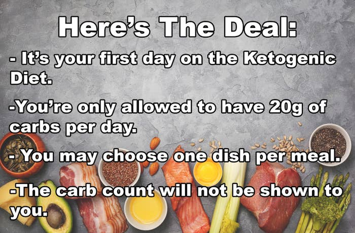 Can You Survive A Day On The Keto Diet?