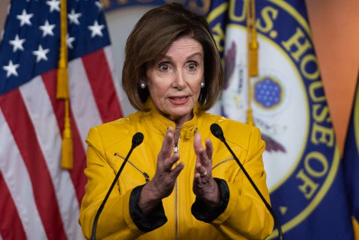 Progressive Democrats Are Furious At Nancy Pelosi For Cutting Them Out Of A Prescription Drug Pricing Deal