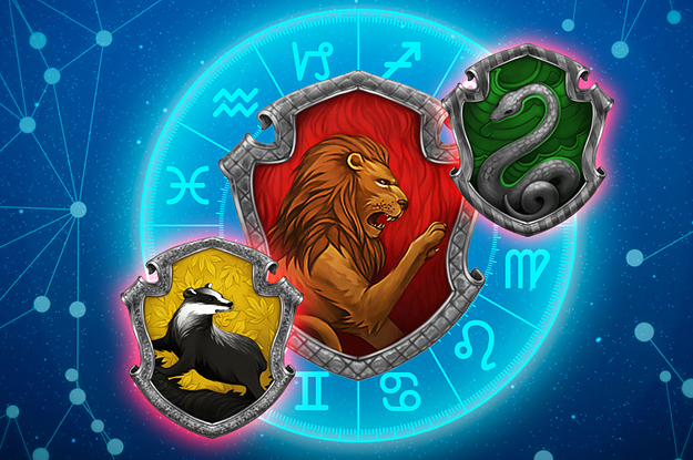Which Hogwarts House Are You In, And Which One Is Your Rising?