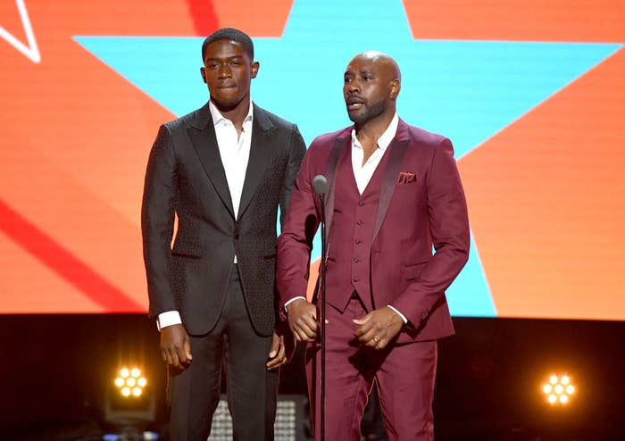 Here's What All The Men Wore To The 2019 BET Awards