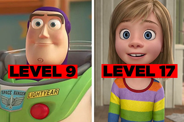 This Never-Ending Pixar Quiz Will Definitely Eliminate You Before You Reach Level 30