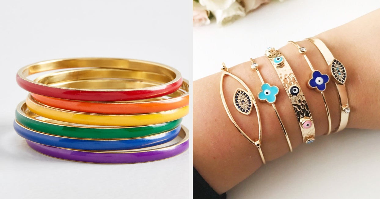 21 Bangles To Upgrade Your Accessory Game
