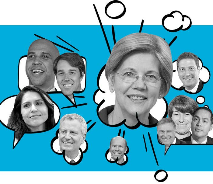 What To Know Before Watching The First Democratic Debate, Including: WHO ARE THESE PEOPLE?