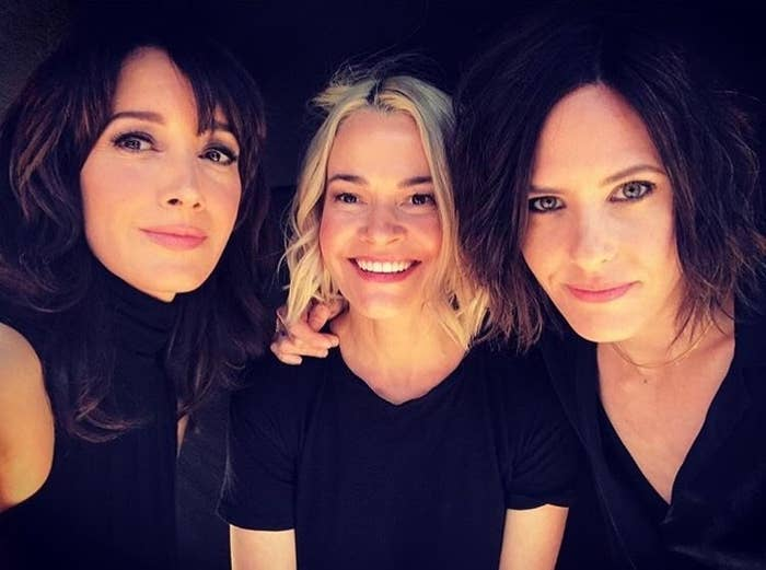 """Attention Queers: These Are The New Cast Members Of """"The L Word: Generation Q"""""""