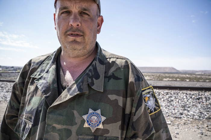 A Militiaman Who Recorded Himself Claiming To Be A Border Patrol Agent Now Faces Federal Charges