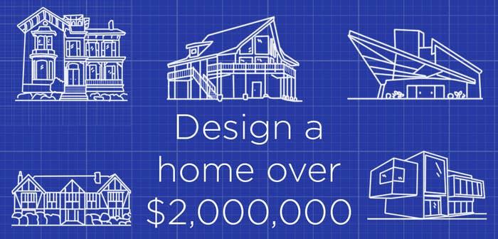 Can You Actually Design A Multi-Million Dollar Home?