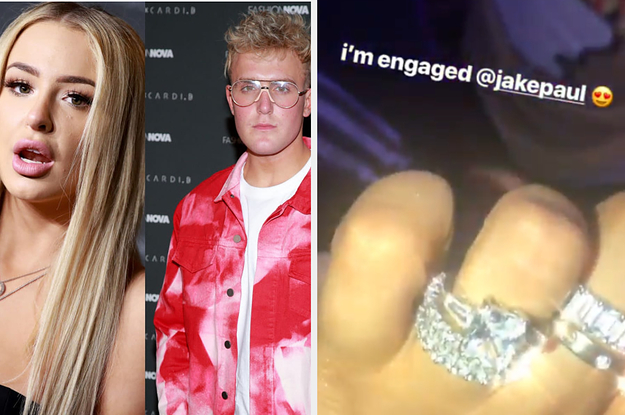 Why People Don't Believe Tana Mongeau And Jake Paul's Engagement Is Real