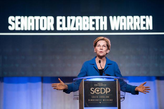 """She's Number One"": Elizabeth Warren Is Having A Moment In South Carolina"