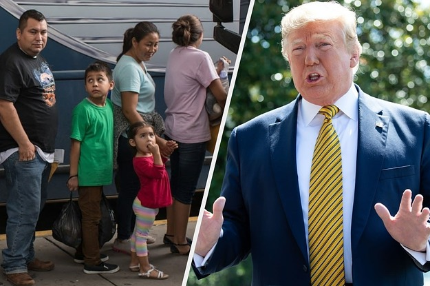 Trump Has Unexpectedly Postponed The Nationwide ICE Raids Targeting Immigrant Families