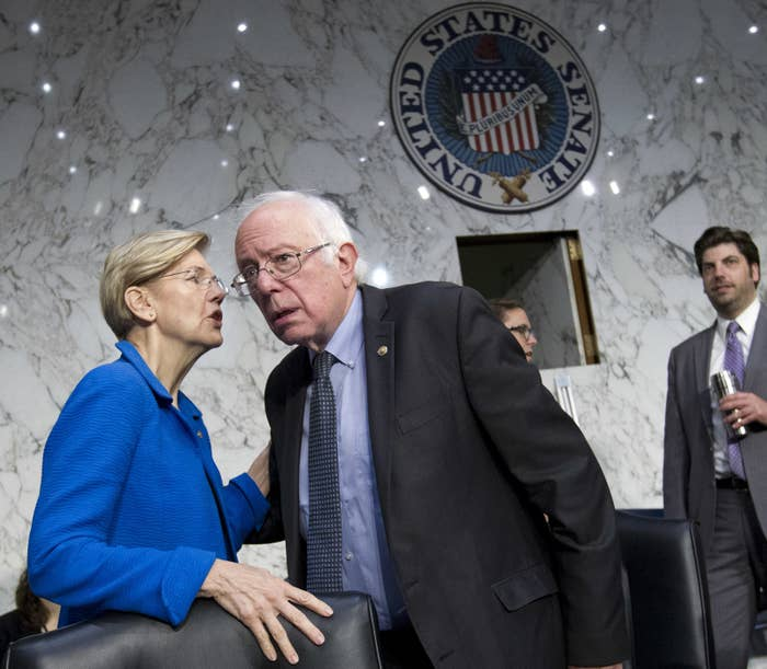 How Student Debt Forgiveness Reveals The Difference Between Bernie Sanders And Elizabeth Warren