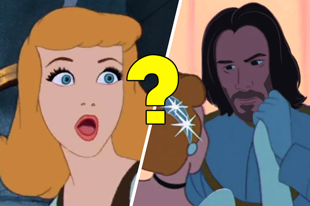 Which Keanu Reeves Disney Prince Is Your Soulmate?