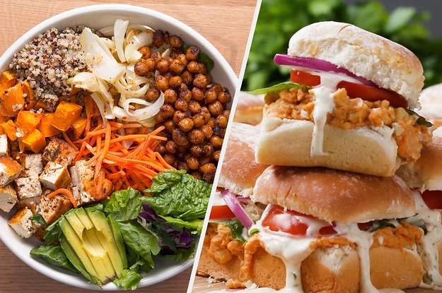 36 Insanely Popular Vegetarian Dinners That Are Practical And Easy