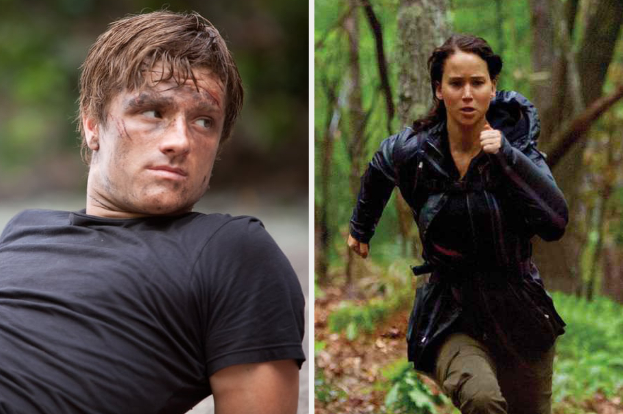 Which Character Are you Most LIke in Hunger Games?
