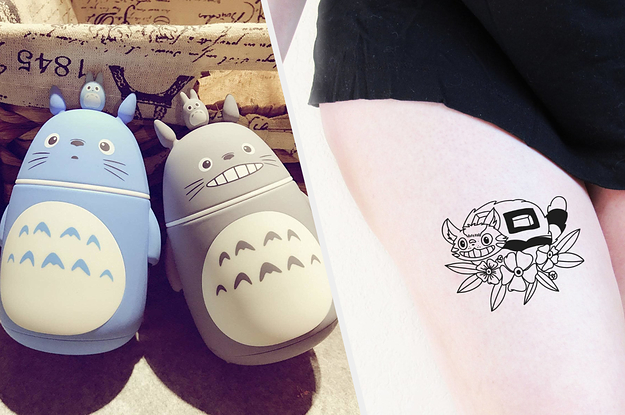 32 Studio Ghibli Products You'll Want To Spend All Your Money On