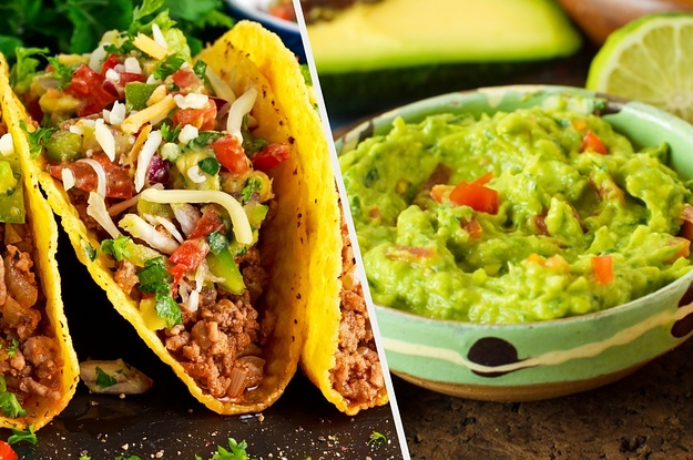 The Taco You Build Will Reveal Your Best Quality