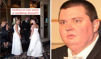 People Are Sharing Wedding Fails And I'm Legit Gasping