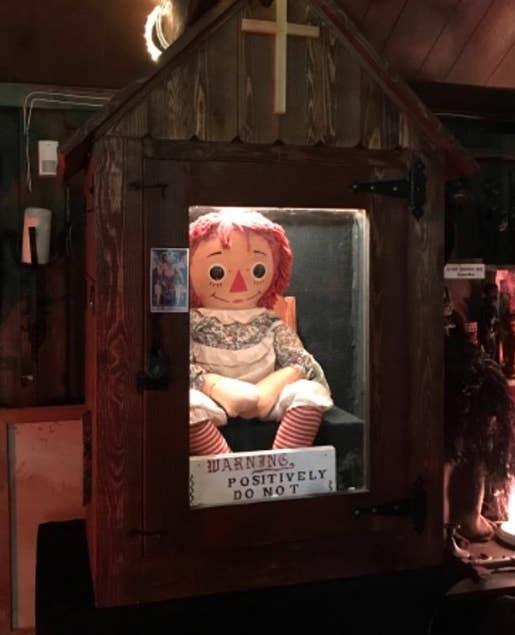 「アナベル人形」の画像検索結果