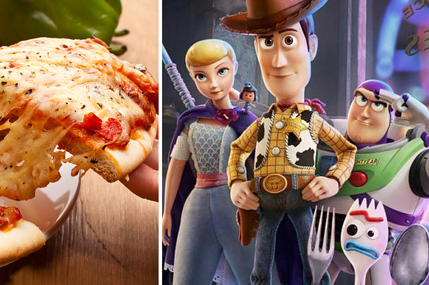 "Order From Planet Pizza, And We'll Reveal Which ""Toy Story 4"" Character You Are."