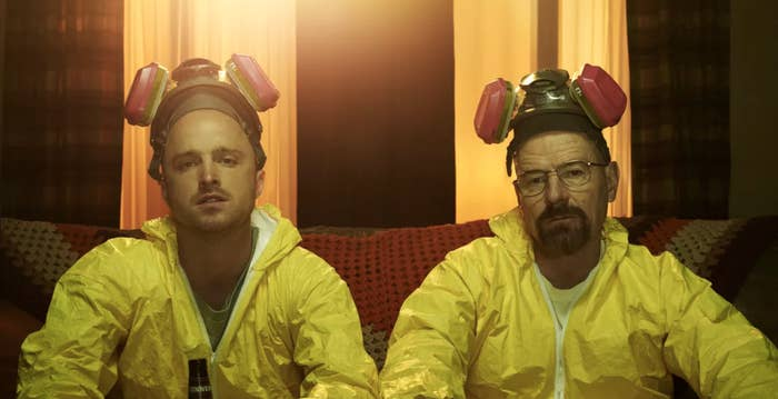 "Aaron Paul And Bryan Cranston Definitely Just Hinted At ""Breaking Bad's"" Return"