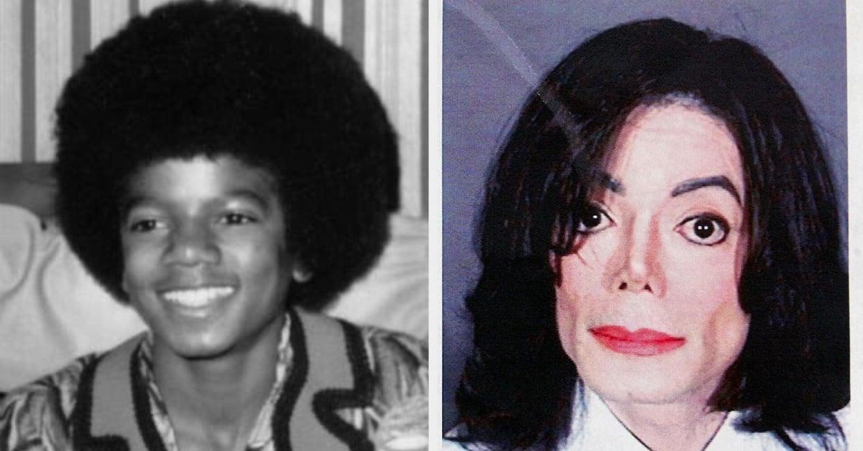 18 fotos icônicas que contam a vida de Michael Jackson