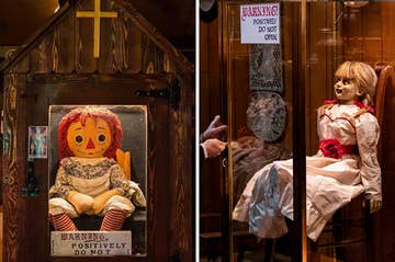 16 Scary Facts About The Real-Life Annabelle Doll That I Don't