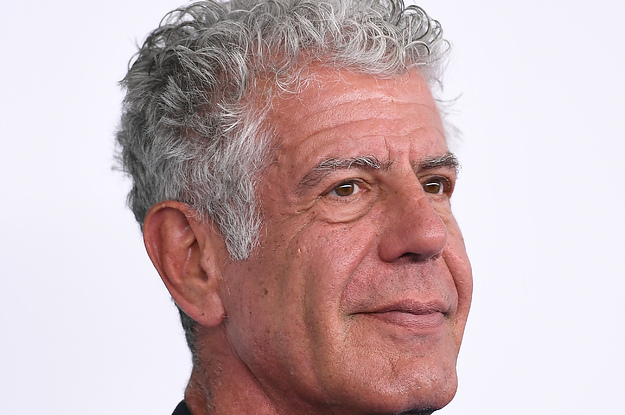 Celebrity Chefs Announce June 25 As #BourdainDay On Anthony Bourdain's Birthday