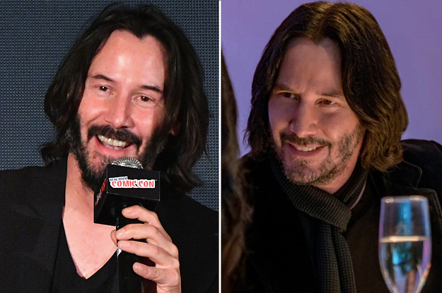 16 Keanu Reeves Moments That Are So Keanu Reeves It Hurts