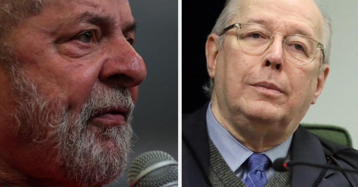 Celso de Mello é voto decisivo e STF mantém Lula preso