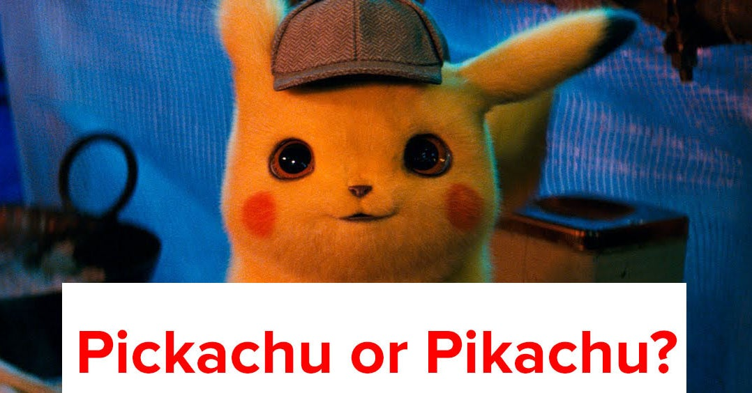Can You Identify The Correct Spellings Of These Pokémon Names?